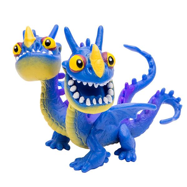 Dragons 66551NB Дрэгонс Маленькая фигурка дракона+подарок 4 дракона в яйце