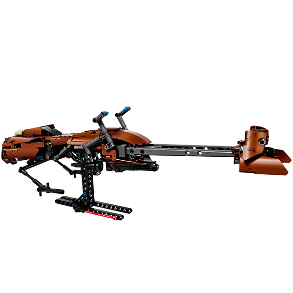 Lego Star Wars 75532 Конструктор Лего Звездные Войны Штурмовик-разведчик на спидере
