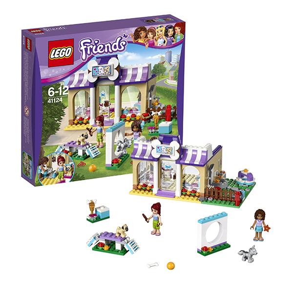 Lego Friends 41124_9 Лего Подружки Детский сад для щенков