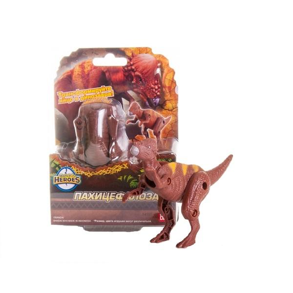 EggStars 84555 Яйцо-трансформер Пахицефалозавр