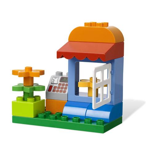 Лего Дупло 4631 Конструктор Моя первая модель