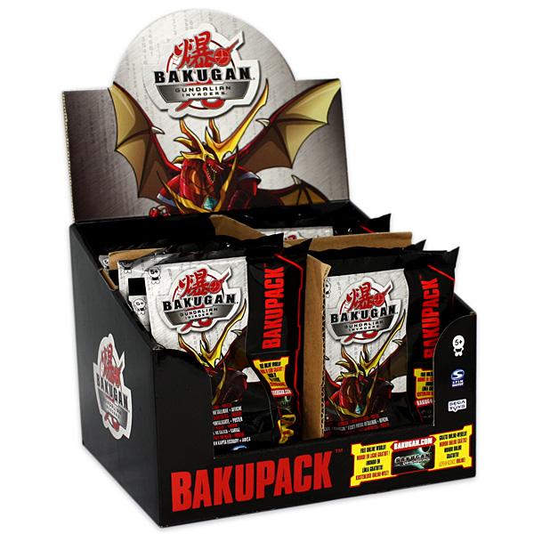 Bakugan Бакуган 3 Сезон 64353S дополнительный набор (спецупаковка, Bakupack)