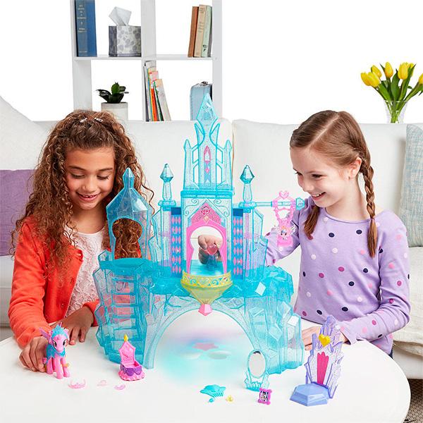 Hasbro My Little Pony B5255 Май Литл Пони Кристальный замок