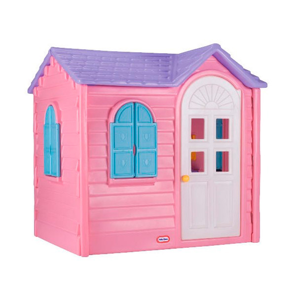 Little Tikes 440R Литл Тайкс Домик Дачный, розовый