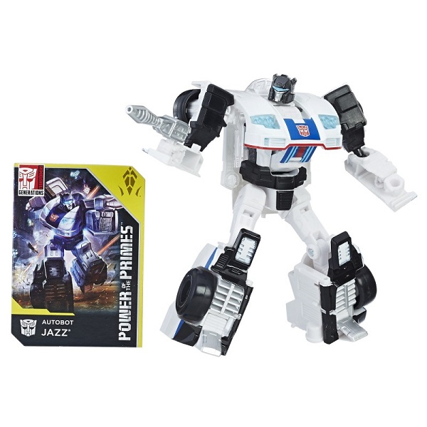 Hasbro Transformers E0595/E1125 Трансформеры ДЖЕНЕРЕЙШНЗ ДЕЛЮКС Джаз роботы transformers трансформеры 5 делюкс когман