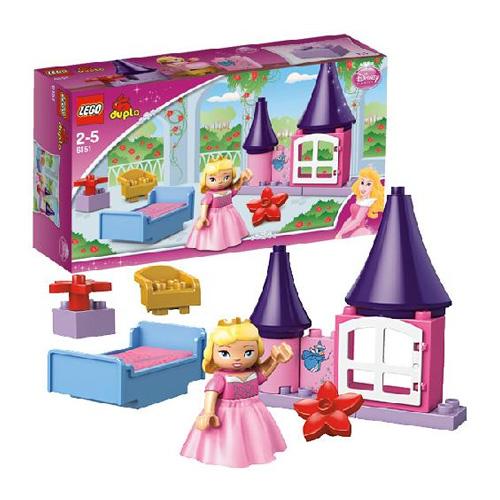 Lego Duplo 6151_1 Конструктор Лего Дупло Принцессы В гостях у Спящей красавицы