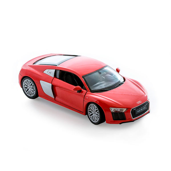 Welly 24065 Велли Модель машины 1:24 Audi R8 V10 машины motormax машинка коллекционная laмborghini estoque 1 24
