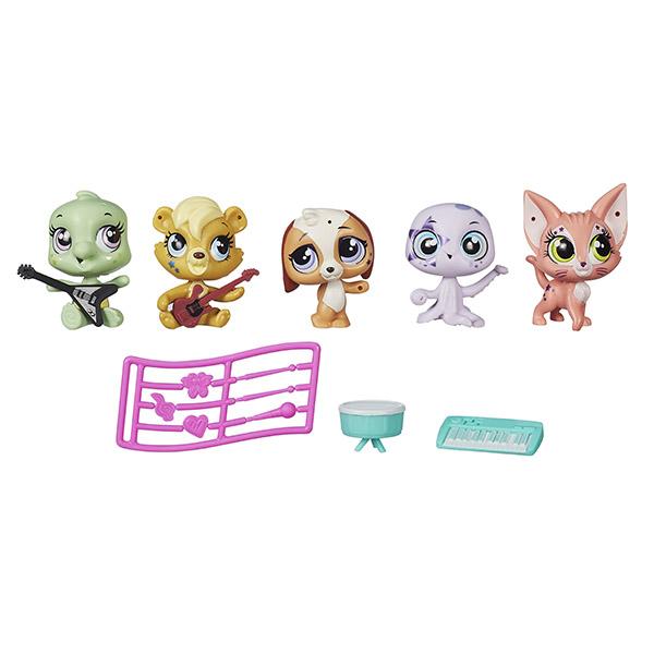 Hasbro Littlest Pet Shop B0282 Литлс Пет Шоп Игровой мини-набор (в ассортименте)
