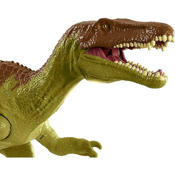 Mattel Jurassic World GWD12 Фигурка Мир Юрского Периода Рычащий динозавр Барионикс Лимб