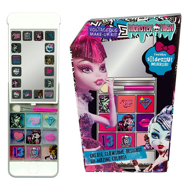 Markwins 9601651 Monster High Набор детской декоративной косметики iPhone 5