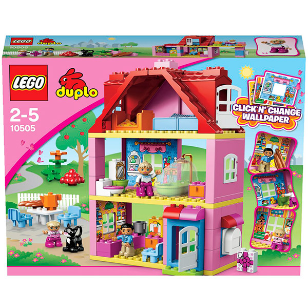 Lego Duplo 10505 Конструктор Кукольный домик