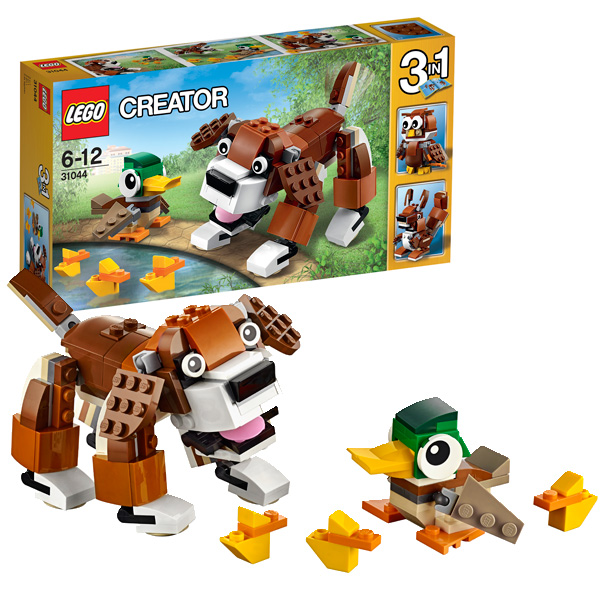 Конструктор Lego Creator 31044 Животные в парке