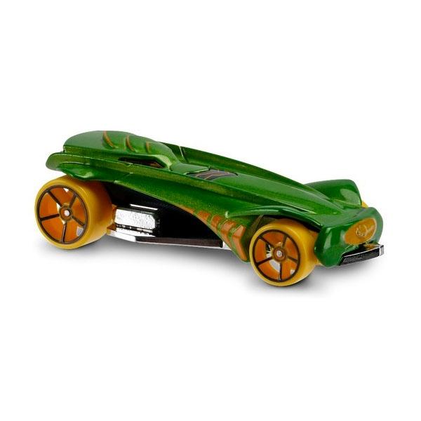 Mattel Hot Wheels FGK67 Машинки персонажей DC Зелёная Стрела mattel hot wheels fgk67 машинки персонажей dc зелёная стрела