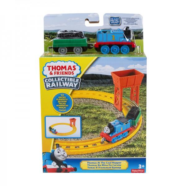 """Mattel Thomas & Friends DGC04 Томас и друзья Игровой набор """"Томас и угольный бункер"""""""