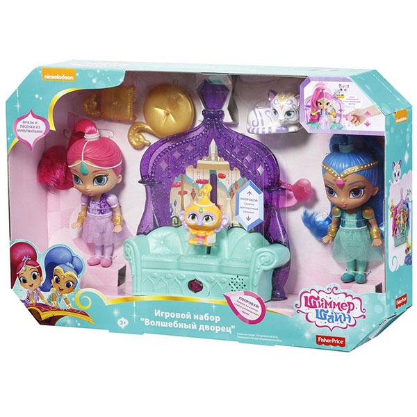 """Mattel Shimmer&Shine FFN42 Игровой набор """"Волшебный дворец"""""""