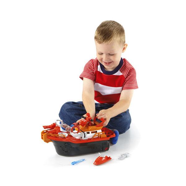 Mattel Imaginext CGH88 Пожарный катер