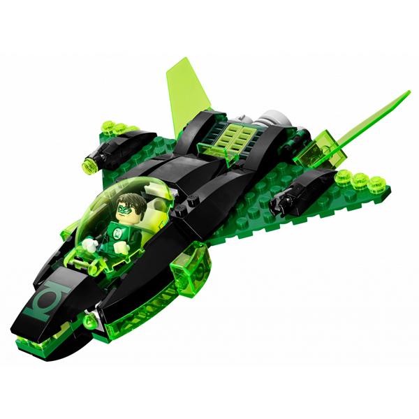 Конструктор Lego Super Heroes 76025 Лего Супер Герои Зелёный Фонарь против Синестро