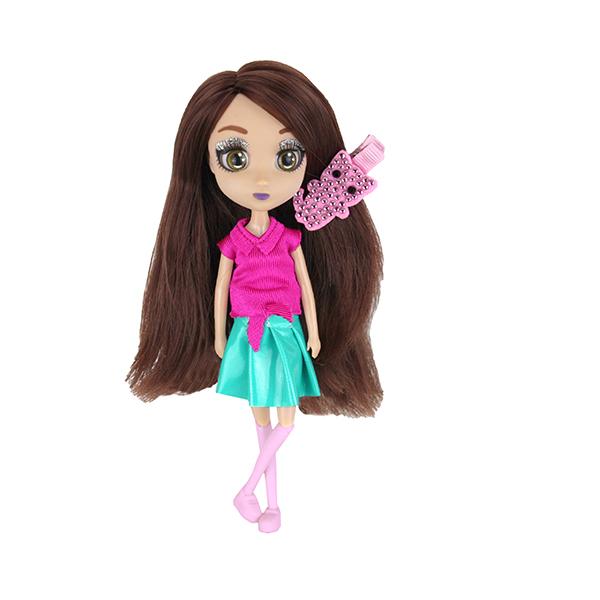 Shibajuku Girls HUN6678 Кукла Намика, 15 см shibajuku girls hun6675 кукла йоко 15 см