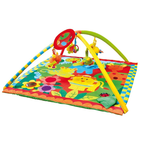 Canpol babies 250930037 Коврик игровой - джунгли, 0+