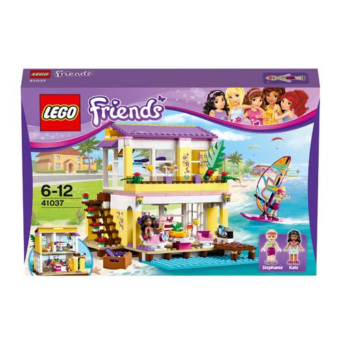 Конструктор Lego Friends 41037 Лего Подружки Пляжный домик Стефани