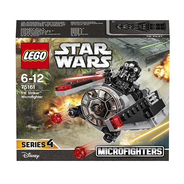 Lego Star Wars 75161 Конструктор Лего Звездные Войны Микроистребитель-штурмовик TIE
