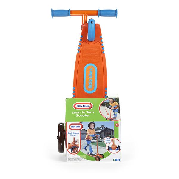 Little Tikes 640124 Литл Тайкс Самокат, оранжево-голубой