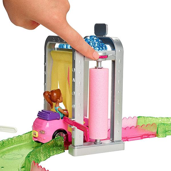 """Mattel Barbie FHV91 Барби В движении Игровой набор """"Мойка машины"""""""