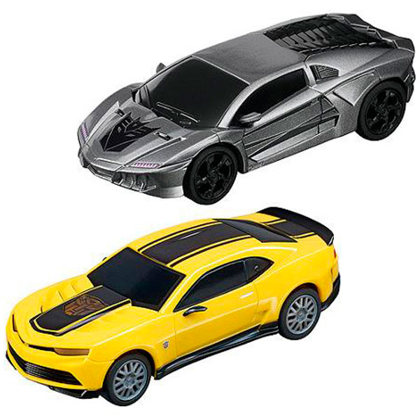 Carrera 63000 Автотрек Трансформеры на р/у с 2-мя машинками