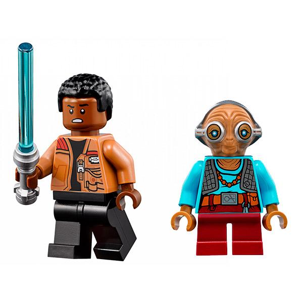 Lego star wars 75139 лего звездные войны битва на планете такодана сериалы про новичков в школе