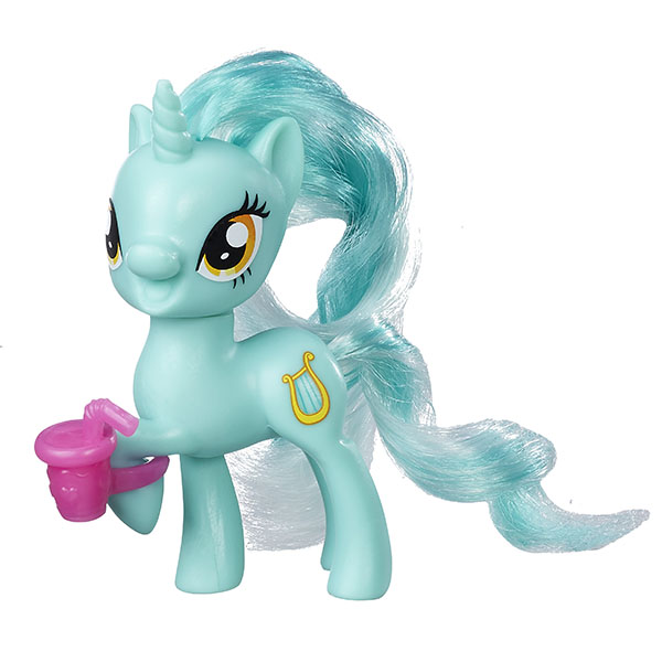 Hasbro My Little Pony B8924 Май Литл Пони Пони-подружки (в ассортименте) hasbro my little pony b3598 май литл пони пони с артикуляцией в ассортименте