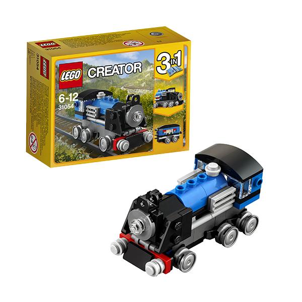 Lego Creator 31054 Лего Криэйтор Голубой экспресс lego creator 31045 лего криэйтор морская экспедиция