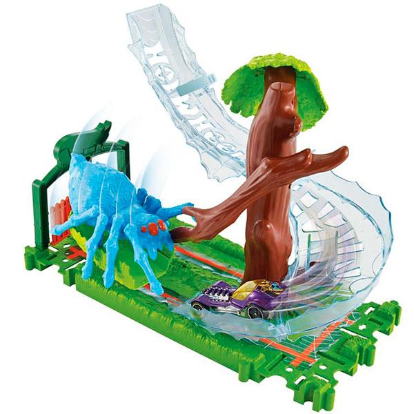 Mattel Hot Wheels FNB07 Хот Вилс Игровой набор Сити с монстрами-злодеями