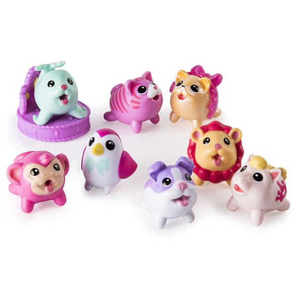 Chubby Puppies 56735-v Упитанные собачки Игровой набор из 10 предметов