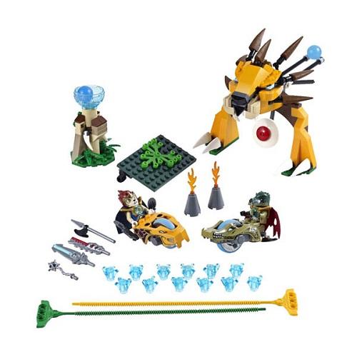 Lego Legends of Chima 70115 Финальный поединок