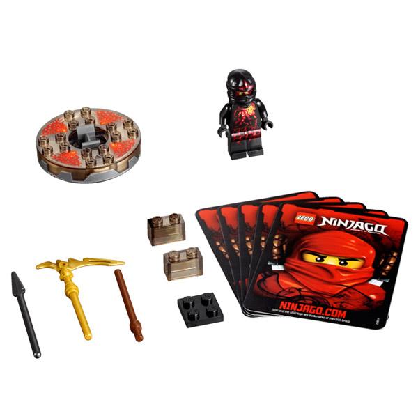 Lego Ninjago 9572 Конструктор Лего Ниндзяго Энерджи Коул