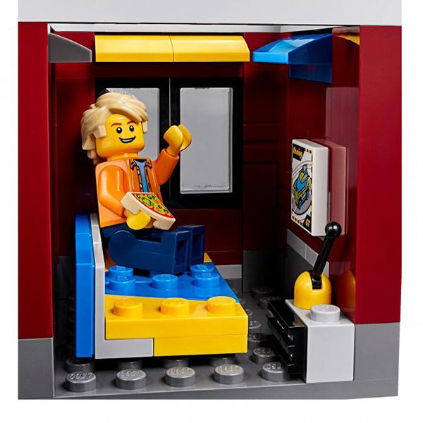 Конструктор Лего Криэйтор 31081 Скейт-площадка (модульная сборка)