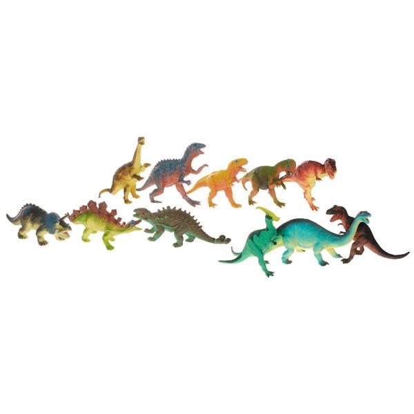 Megasaurs SV12928 Мегазавры Игровой набор динозавров 11 штук (в ассортименте)