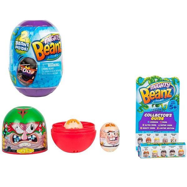цена на Mighty Beanz 66500MB 2 боба в пластиковой капсуле