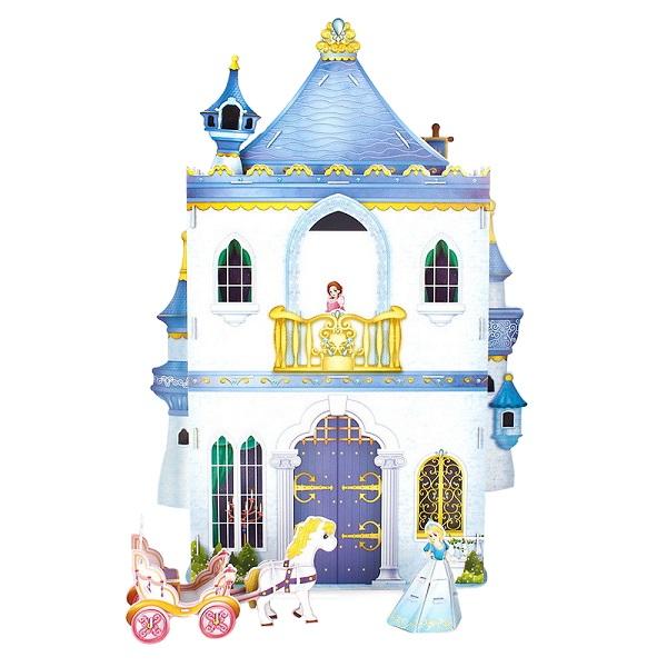 Cubic Fun P809h Кубик фан Замок принцессы