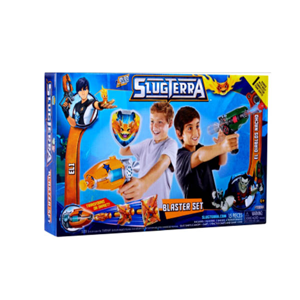 Slugterra 51674_1 Слагтерра Набор из 2х DLX Бластеров