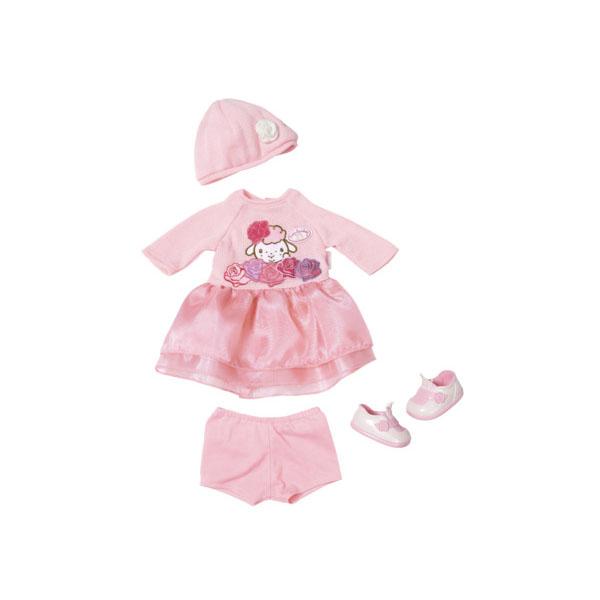 цена Zapf Creation Baby Annabell 701-966 Бэби Аннабель Набор вязаной одежды онлайн в 2017 году