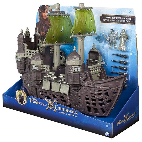 Pirates of Caribbean 73103-P Пиратский корабль Немая Мария (Silent Mary)