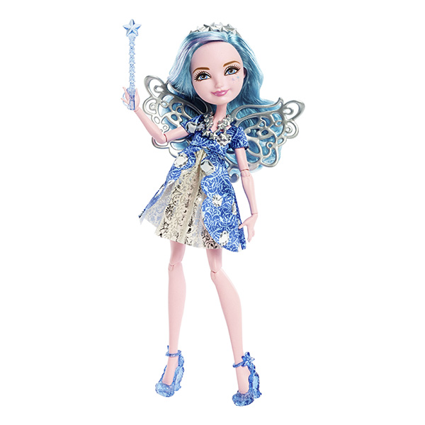 Mattel Ever After High DHF93 Фарра Гудфэйри пеналы mattel пенал 1 отделение узкий mattel ever after high серебр роз наполненный
