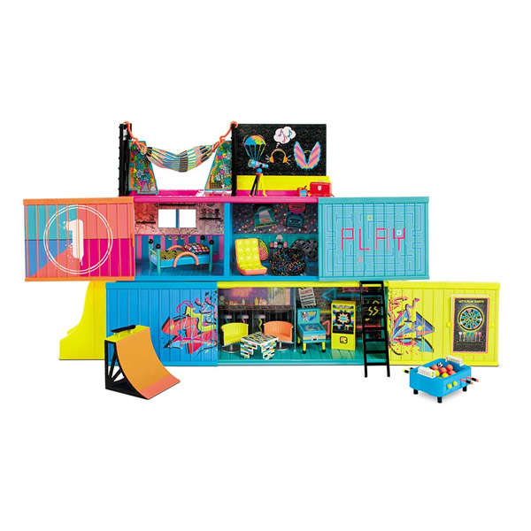 L.O.L. Surprise 569404 Набор с мебелью Clubhouse Playset