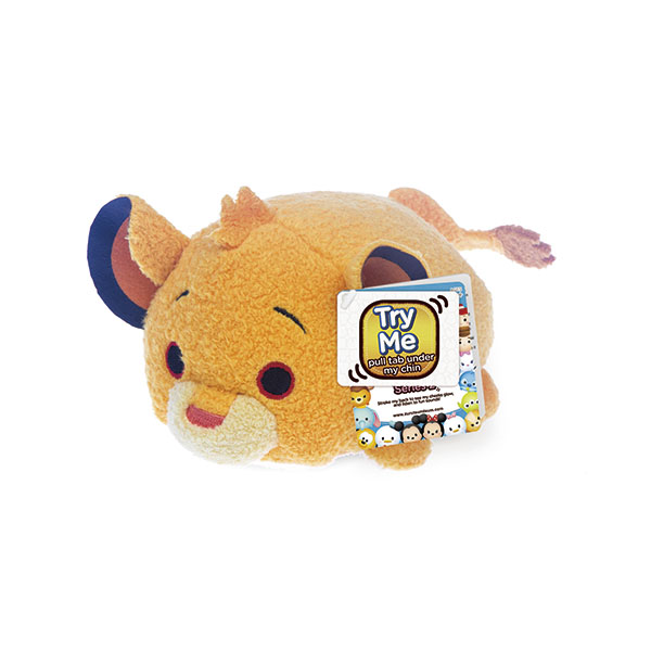 Tsum Tsum 5866Q Фигурка коллекционная плюшевая, с подсветкой и звуком