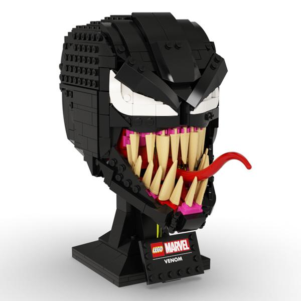 LEGO Super Heroes 76187 Конструктор ЛЕГО Супер Герои Веном