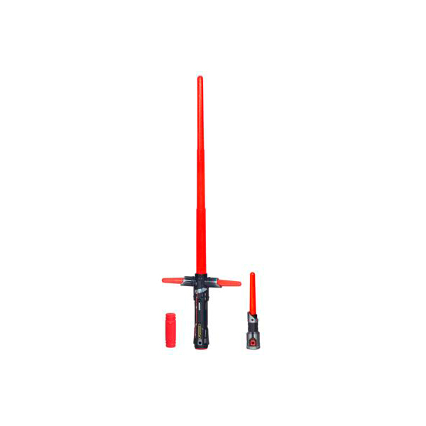 Hasbro Star Wars B2948 Звездные Войны Световой меч делюкс star wars hasbro игрушечное оружие раздвижной световой меч звездные войны