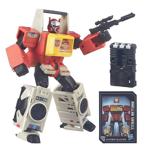 Hasbro Transformers B7997 Трансформеры Дженерэйшенс: Войны Титанов Лидер (в ассортименте)