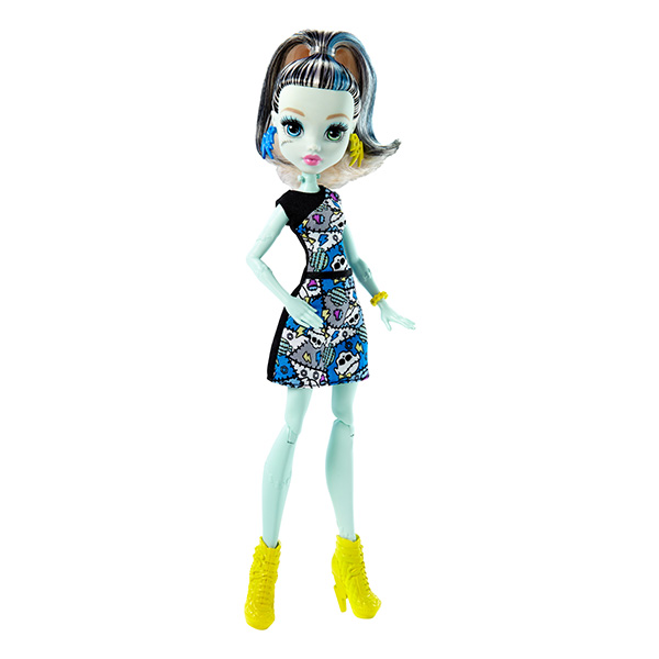 Mattel Monster High DMD46 Кукла Фрэнки Штейн цена 2017