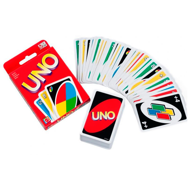 Uno W2087 Классическая карточная игра Уно uno настольные игры карточная игра uno друзья семья картон мальчики подарок